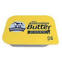 Butter Portions 200 x 7g Devondale