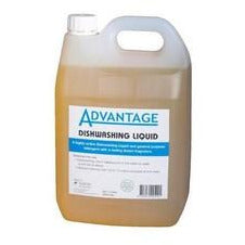 Dishwashing Lemon Liquid 5L Advantage