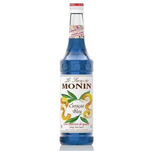 Monin Blue Curacao Syrup 700ml