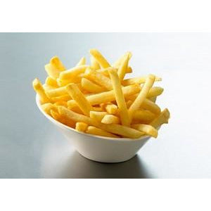 Chips (Catering Size) 10mm Ultrafast Straight Cut 4 x 3.5kg Edgell