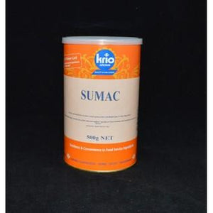 Sumac Powder Canister 500g Krio Krush
