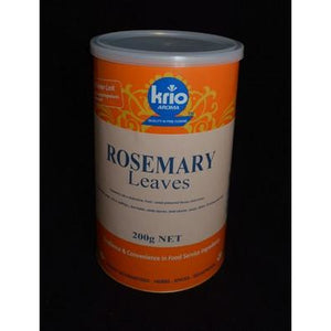 Rosemary Leaves Canister 200g Krio Krush