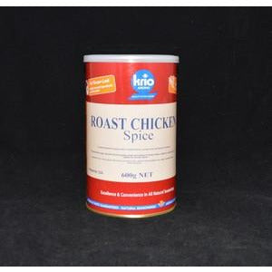 Roast Chicken Canister 600g Krio Krush