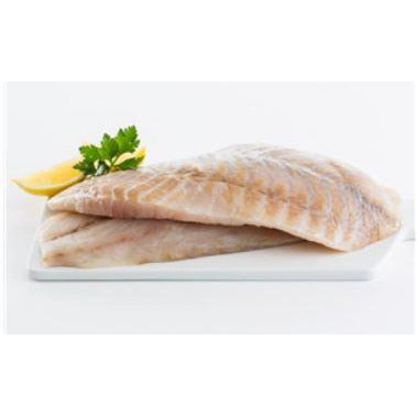 Barramundi Fish Skinless Fillets 300g-500g Frozen 5kg Starpak