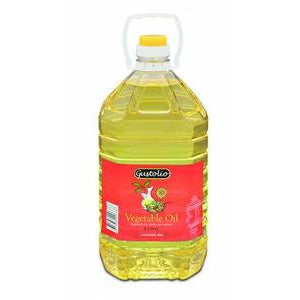 Oil Vegetable 5L Brinto