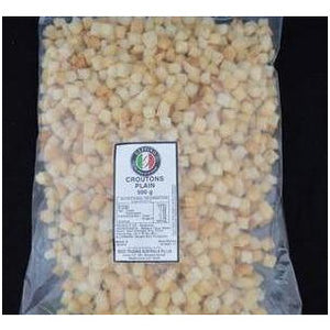 Croutons Plain 500g Geppino