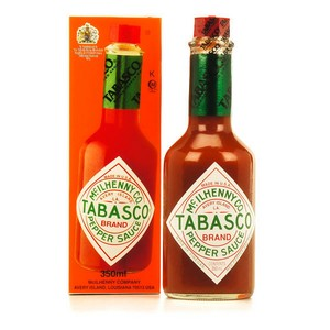 Tabasco Sauce Red Pepper Gluten Free 350ml