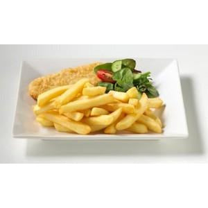 Chips 13mm (Catering Size) Straight Cut 6 x 2.5kg Frozen Potato Perfection