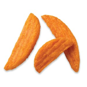 Wedges Sweet Potato 6 x 1.13kg (Catering size) Frozen  Mc Cain Harvest Splendor**Family Favourite