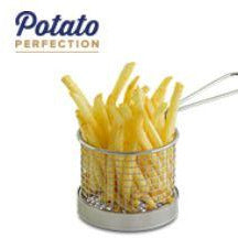 Chips Potato (Catering Size) 7mm Gluten Free Shoestring Frozen 6 x 2kg Potato Perfection