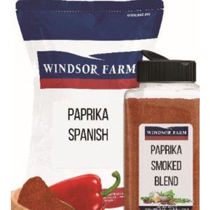 Paprika Smoked 1kg Windsor Farm Resealable bag