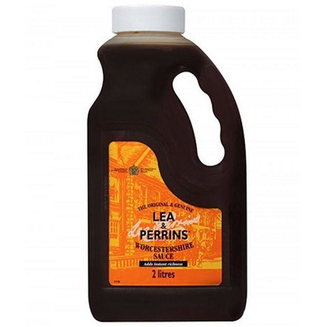 Worcestershire Sauce 2L Lea Perrins
