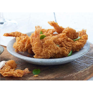 Prawns Double Crunch Spicy 1kg Frozen I & J 60 pieces