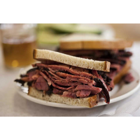 Pastrami New York Sliced 1kg Pendle