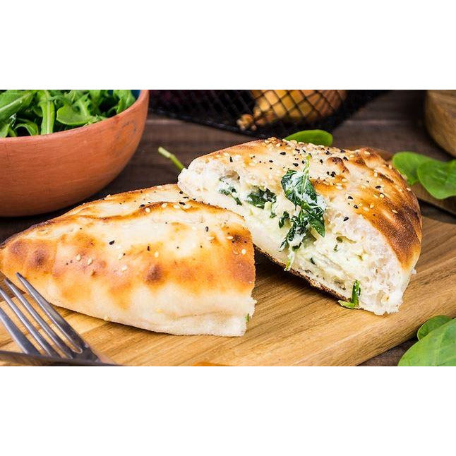 Pide Haloumi Spinach 12 x 280g Frozen NGF