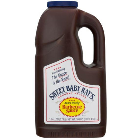 Barbecue BBQ Sauce Original Sweet Baby Rays 4.5kg