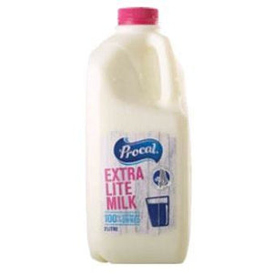 Milk Fresh Extra Lite 2L Procal