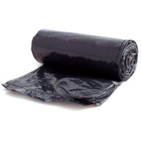 Garbage Bags 120litres 25's Black Heavy Duty