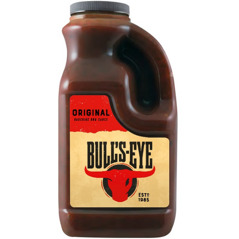 Barbecue BBQ Sauce Original Bulls Eye 2litre