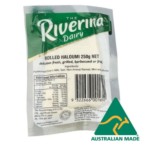 Haloumi Cheese  250g Australian Riverina