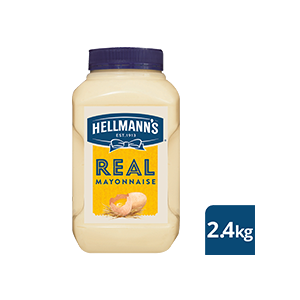 Mayonnaise Real Egg 2.4kg Hellmans
