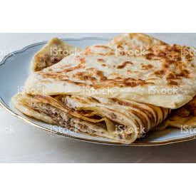 Gozleme Meat and Fetta Cheese 48s Frozen Prime