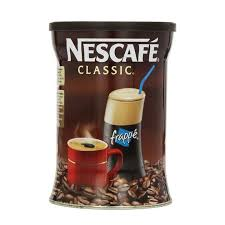 Frappe Greek Coffee Nestle 200g
