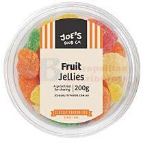 Fruit Jellies 200g JC's Joes Food Co.