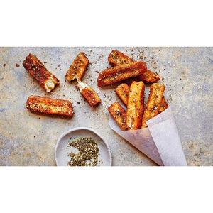 Haloumi Chips Crumbed 2 x 1kg Frozen Mountain Harvest