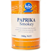 Paprika Smokey Ground Canister GF 500g