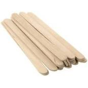 Wooden Coffee Stirrer Paddle Pop Sticks 1000's