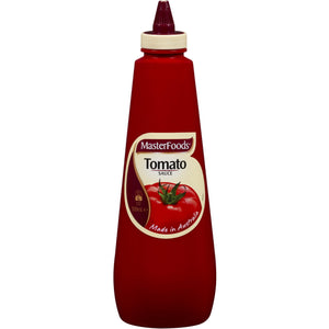 Tomato Sauce Squeeze Bottle 920ml Masterfoods
