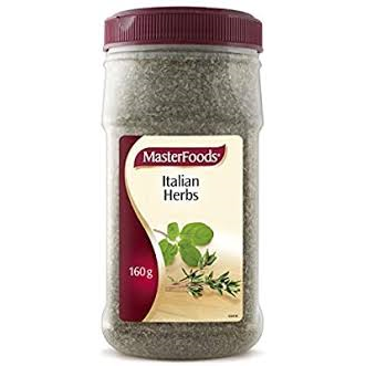 Italian Herbs Dried 160g Masterfoods