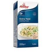 Cooking Cream Extra Yield 1L Anchor