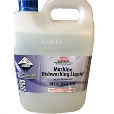 Dishwashing Machine Liquid 5L Silk Touch