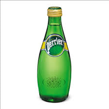 Mineral Water Glass Bottle 24 x 330ml Perrier