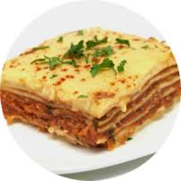 Lasagne Premium Beef 2.6kg Ready Made Frozen 7 Chef