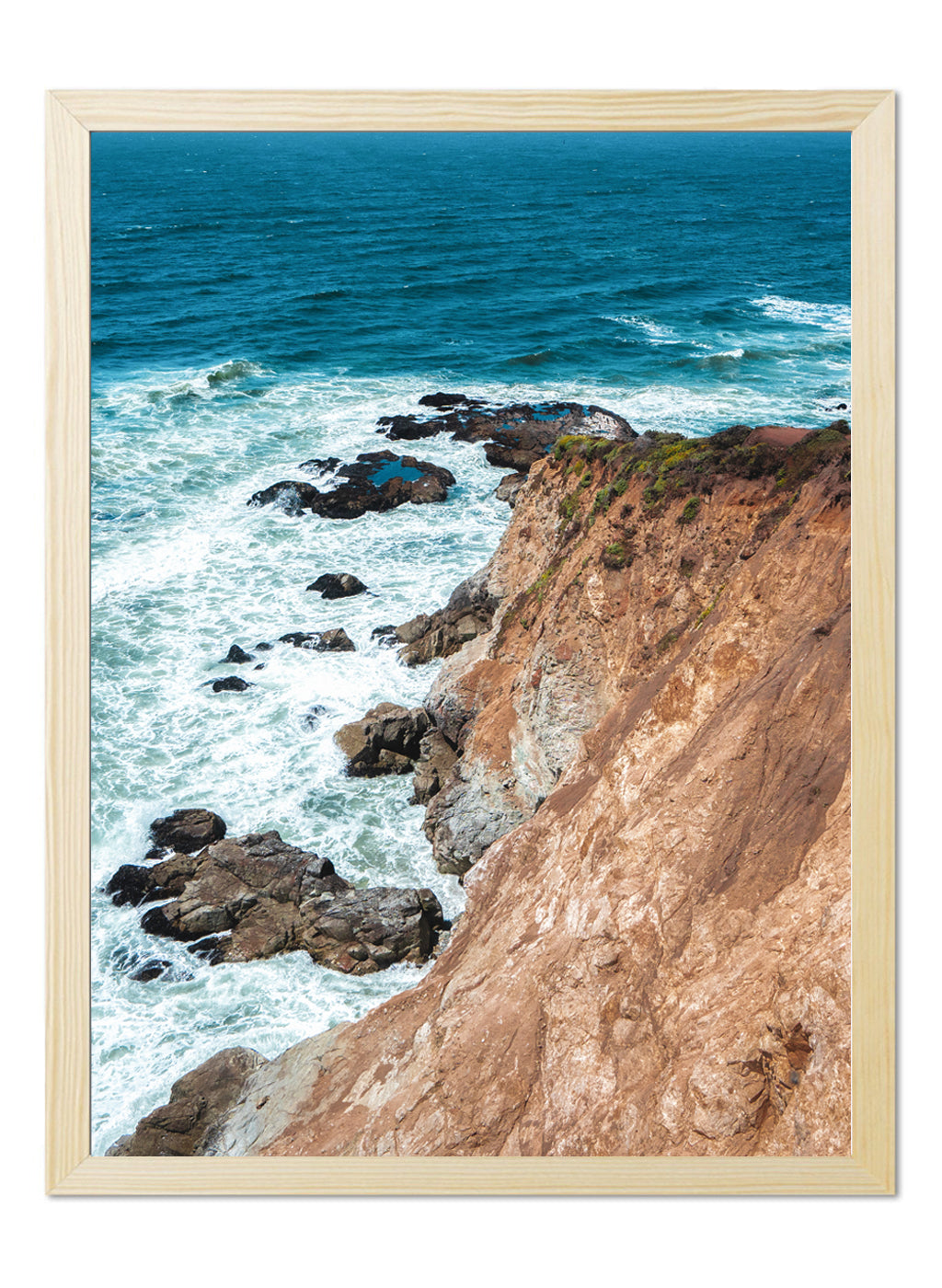 Original Poster - Tomales Bay Bluffs