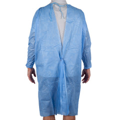 Isolation Gowns Blue (150 Pack)