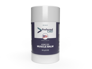 Preferred-CBD 400 mg Muscle Balm