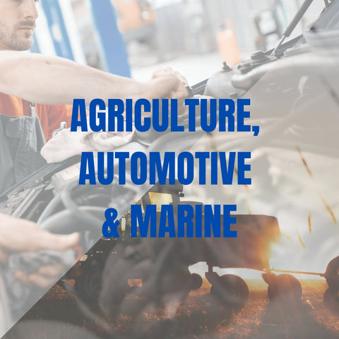 Agriculture, Automotive & Marine