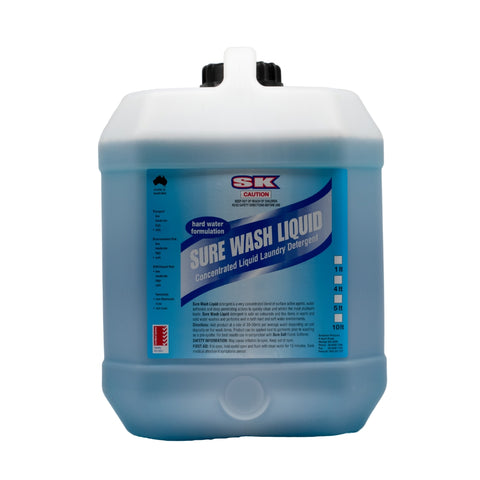 Surekleen Sure Wash Laundry Liquid