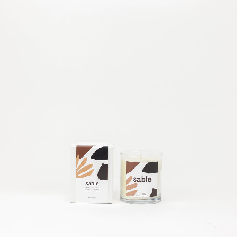 Sable - 8oz. Candle