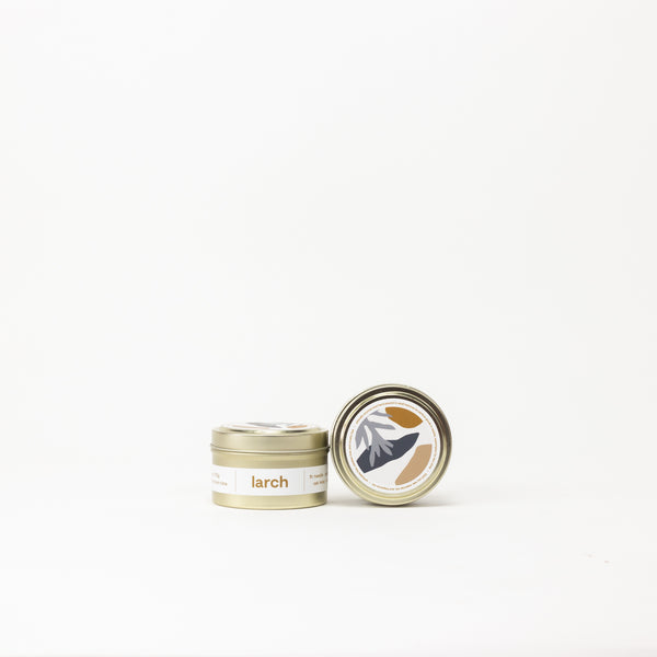 Larch - Travel Tin