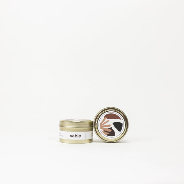 Sable - Travel Tin