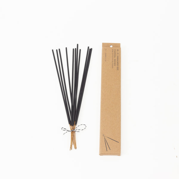Sandalwood + Rose Incense