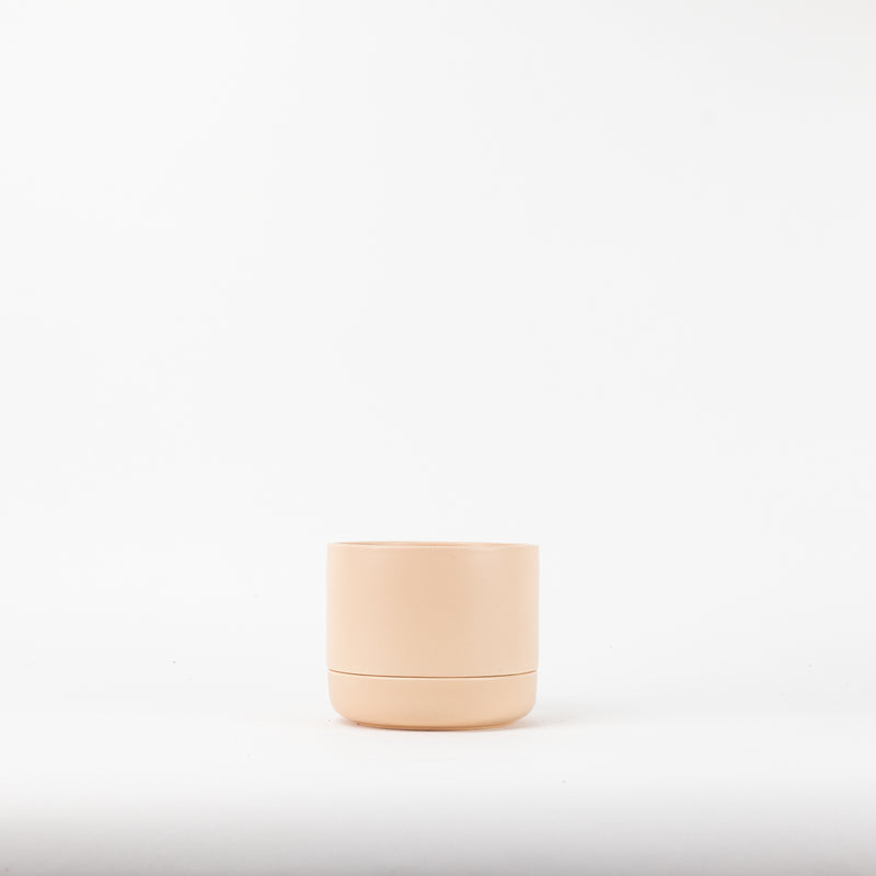 The Large Franklin Planter - Peach