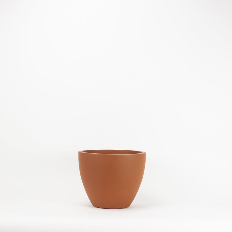 The Small Kent Planter - Terracotta