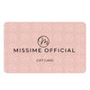MissiMe eGift Card - MissiMeOfficial