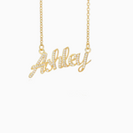 Dazzled Name Necklace - MissiMeOfficial